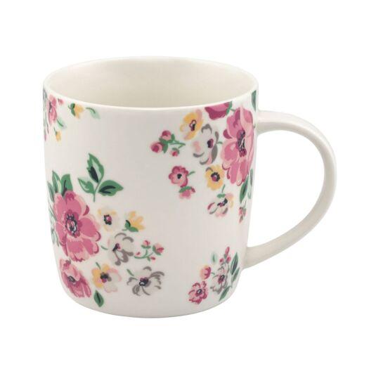 Cream Grove Bunch Audrey Shaped Mug
