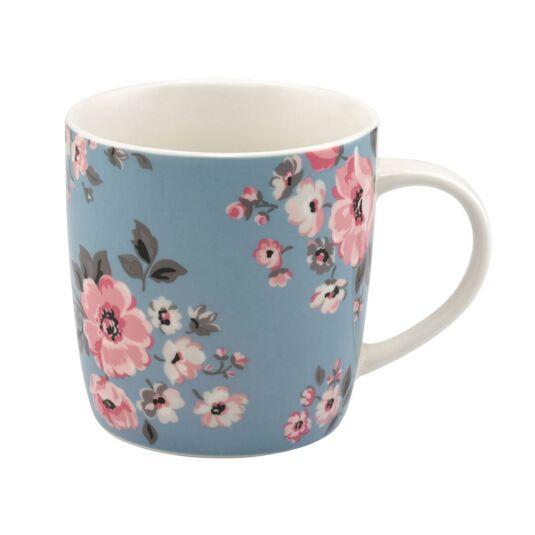 Blue Grove Bunch Audrey Shaped Mug