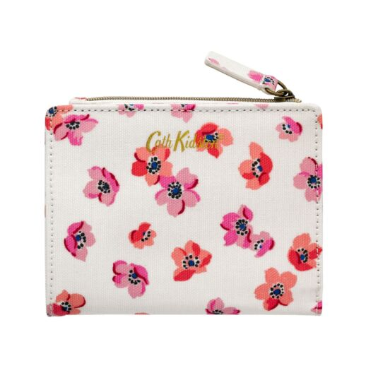 Grove Ditsy Folded Card Purse with Coin Slot