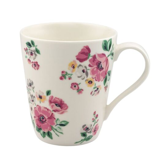 Cream Grove Bunch Stanley Shaped Mug