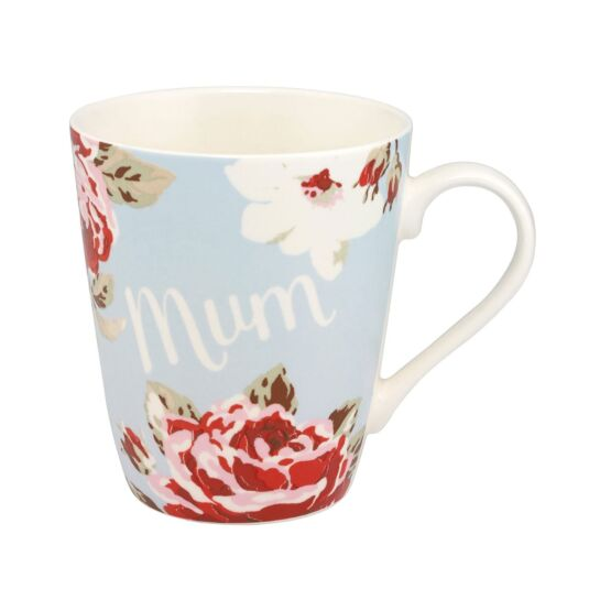 New Rose Bloom Mum Stanley Shaped Mug