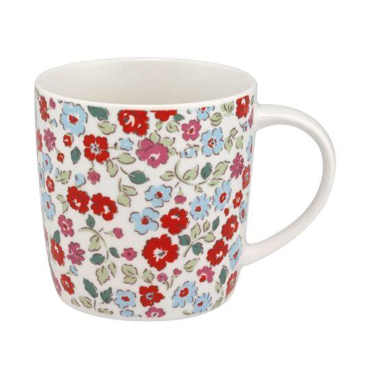 Dulwich Ditsy Audrey Shaped Mug