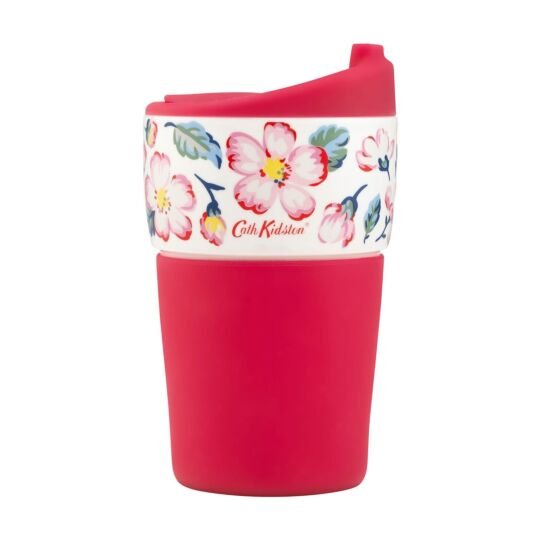 Climbing Blossom Silicone Travel Cup