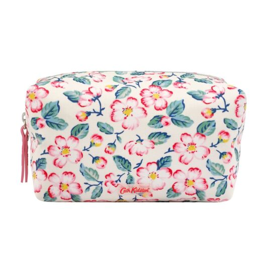 Climbing Blossom Box Cosmetics Bag