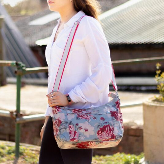 New Rose Bloom Heywood Shoulder Bag