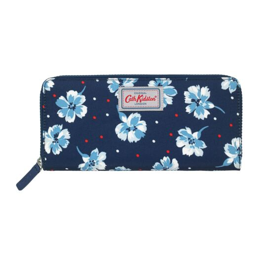Fairfield Flowers Continental Travel Wallet