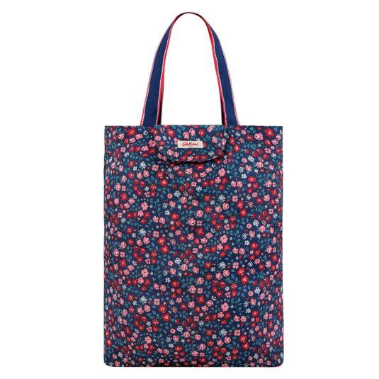 Dulwich Ditsy Foldaway Tote Bag