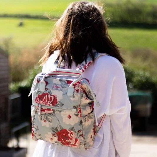 New Rose Bloom Heywood Frame Backpack