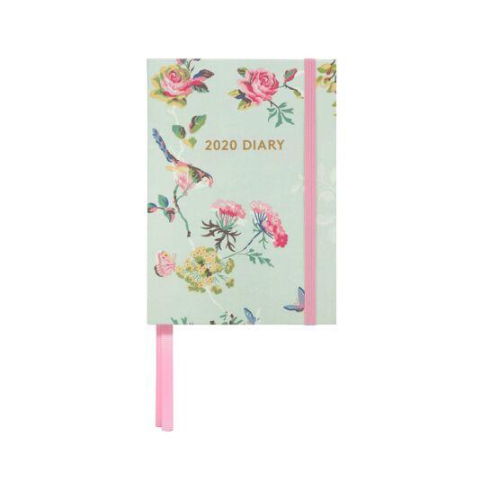 Birds & Roses A6 2020 Diary