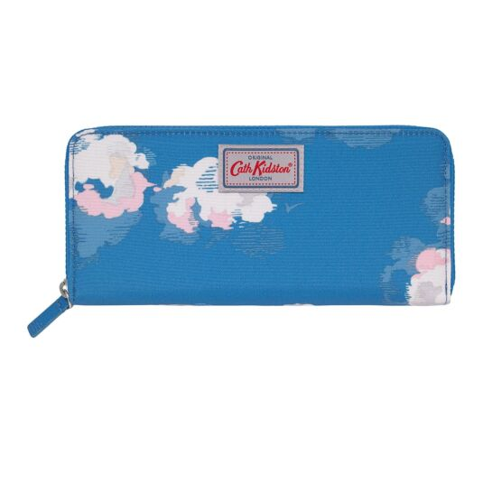 Clouds Continental Travel Wallet