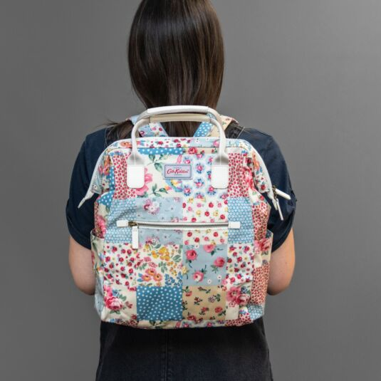 Cottage Patchwork Heywood Frame Backpack