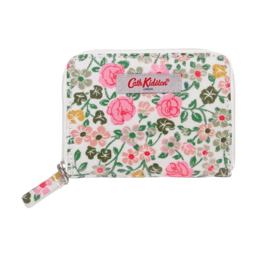 Hedge Rose Mini Continental Wallet