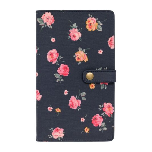 Wimbourne Rose Travel Wallet