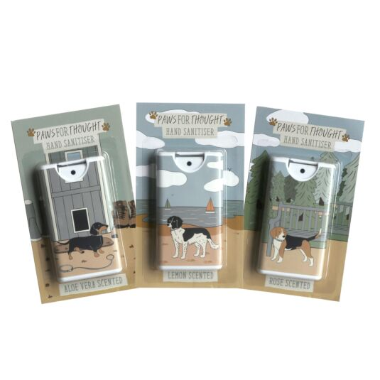 Paws For Thought Assorted Scented Hand Sanitiser