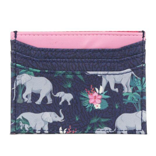 Jungle Elephant Card Holder