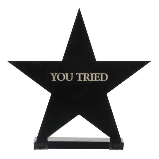 'You Tried' Star Award