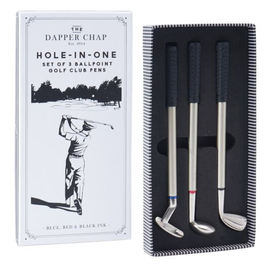 'Hole-In-One' Golf Club Pens