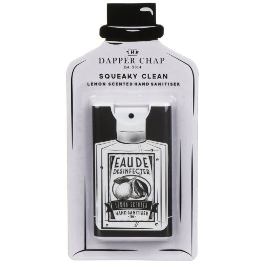 Dapper Chap Assorted Scented 62% Alcohol Hand Sanitiser