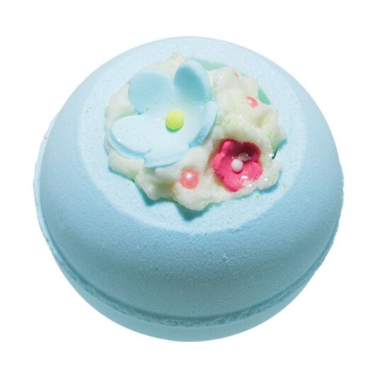 Cotton Flower Bath Bomb 160g