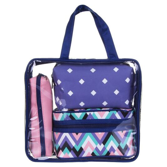 Kaleidoscope Four Piece Bag Set