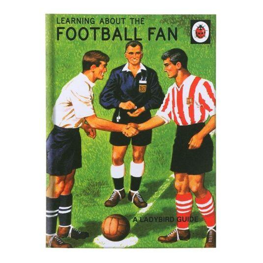 Football Fan Card