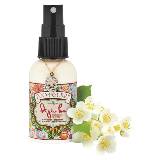 Deja Poo 2oz Before You Go Toilet Spray