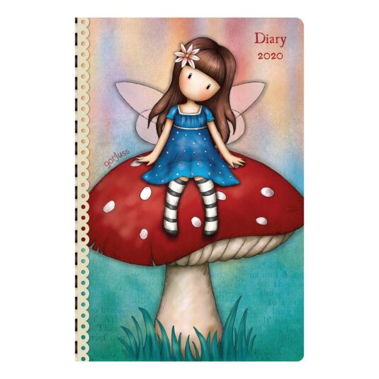 Larkspur Fairy 2020 Pocket Diary