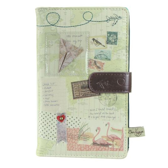Bon Voyage Travel Wallet