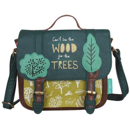 Daydream Tree Mini Satchel Bag
