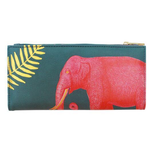 Heritage & Harlequin Elephant Wallet