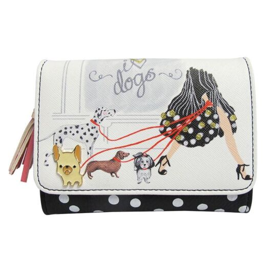 Keepsake 'I Love Dogs' Purse