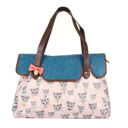 Meow Weekend Bag