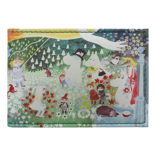 Moomin 'Dangerous Journey' Travel Card Holder