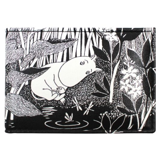 Moomin 'Midwinter' Travel Card Holder