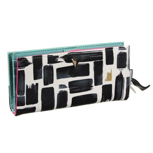 Paint Stripe Wallet