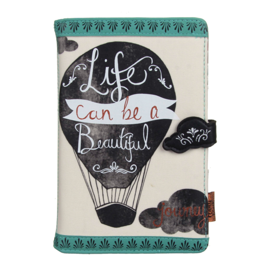 Penny Black Travel Wallet
