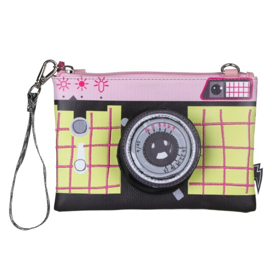 Pix Camera Makeup Bag