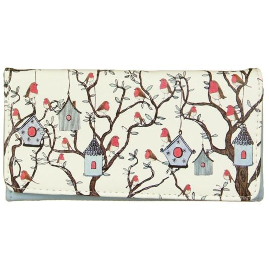 Tales and Trails Robin Wallet