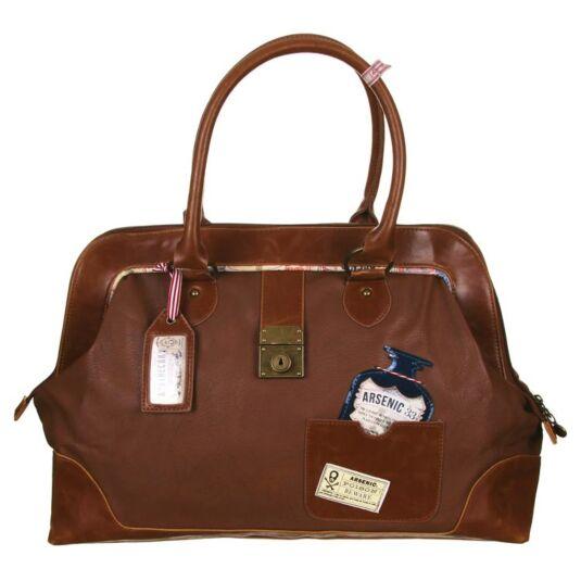 Apothecary Overnight Bag