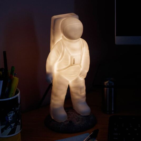 Large Spaceman Lamp