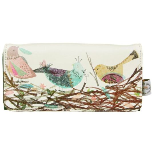 Ink Press Wallet Birds' Nest
