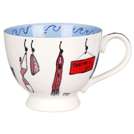 Tales in a Teacup Swimmers Boxed Teacup