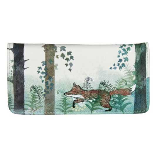 Tales and Trails Fox Wallet