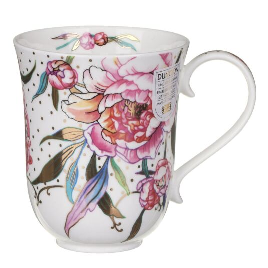 Milano Pink Braemar Shape Mug