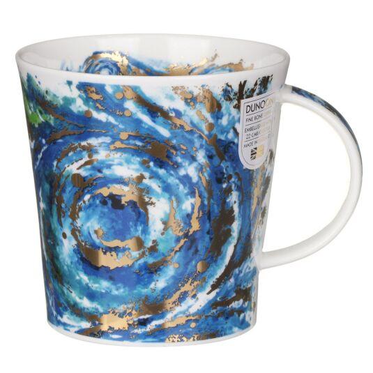 Nebula Blue Cairngorm Shape Mug