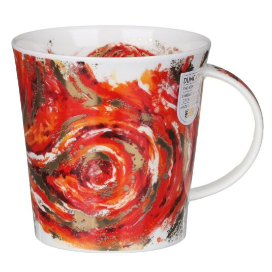 Nebula Red Cairngorm Shape Mug