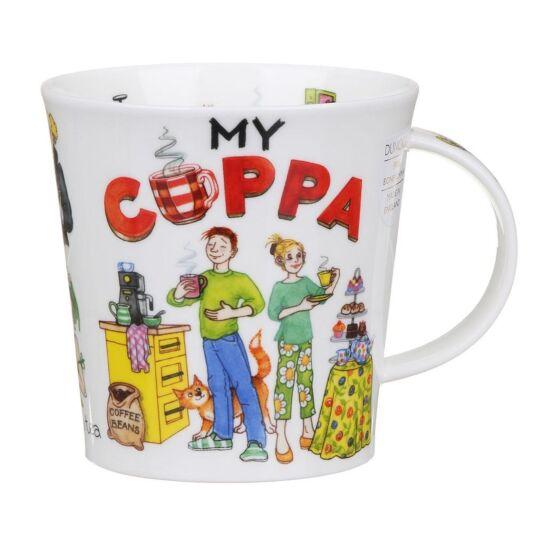 My Cuppa Cairngorm Shape Mug