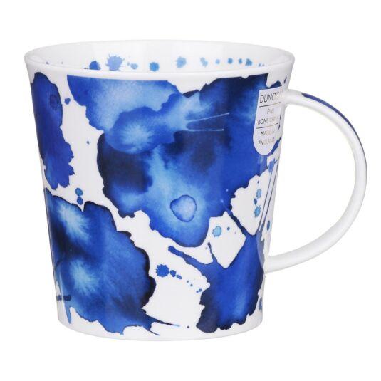 Splosh! Blue Cairngorm Shape Mug