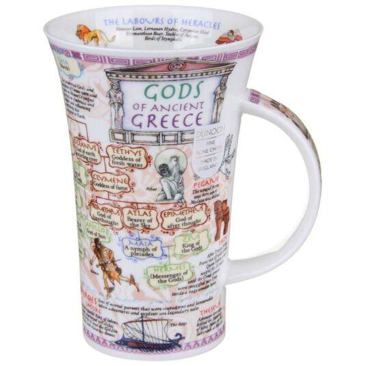Greek Gods Glencoe shape Mug