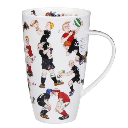 Tackle! Henley Shape Mug